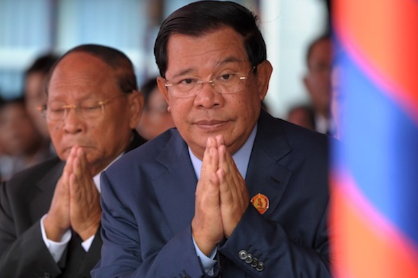 Cambodia told to end clampdown on opposition