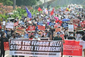 Anti-terrorism bill spreads terror among Filipinos