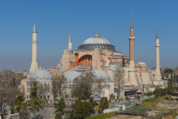 Turkish bishops won't contest plan to turn ancient cathedral into a mosque