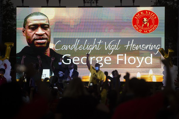 Bishop from Botswana writes farewell letter to friend George Floyd