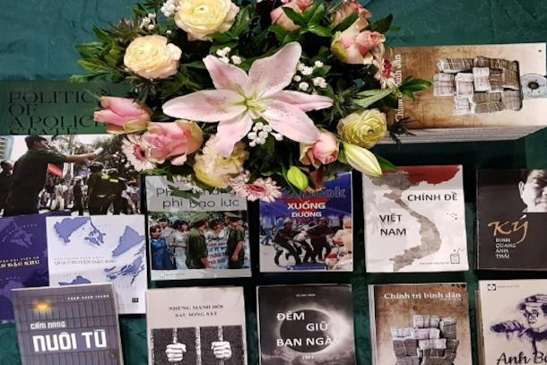 'Brave' Vietnamese publisher lands Prix Voltaire