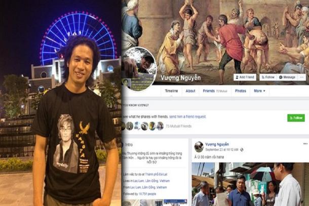 Vietnam court jails Catholic blogger for eight years