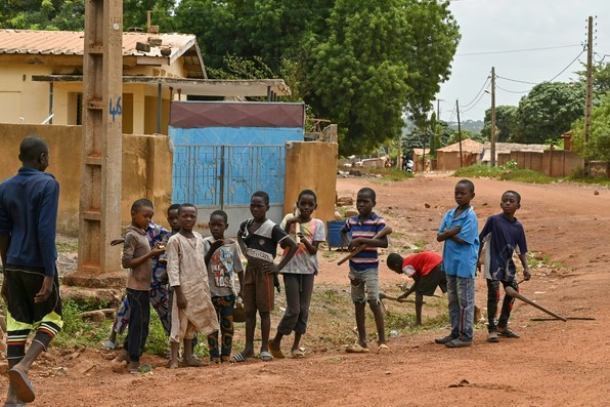 Caritas worker warns of disaster in Burkina Faso