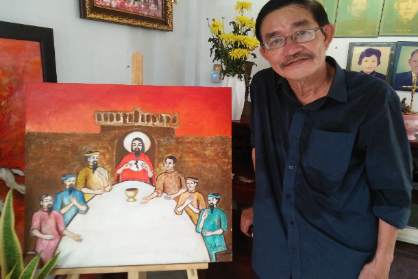 Vietnamese artists use Christian themes to spread faith
