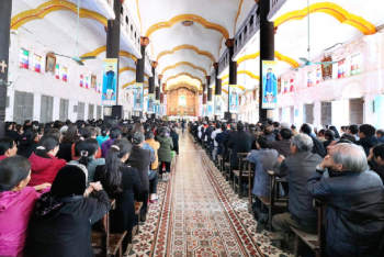 Farewell to Vietnam's century-old cathedral