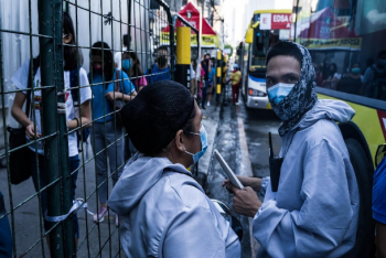 Filipino missionary priests test positive for coronavirus