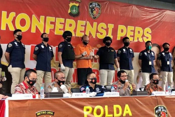 Indonesian police arrest French 'pedophile'
