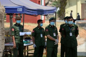 Myanmar airstrikes on civilians 'amount to war crimes'