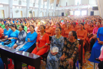 Vietnamese women urged to follow martyr patroness