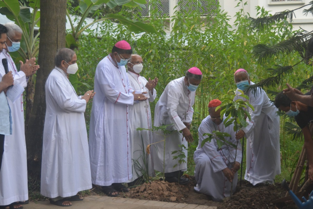 Church to plant 400,000 trees in Bangladesh