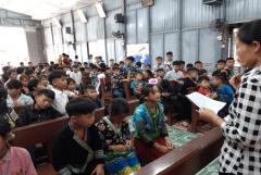 Vietnam recognizes parish after half a century