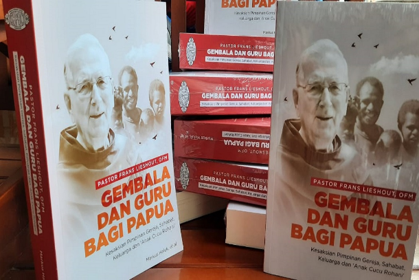 New book depicts Dutch missionary's life in Papua