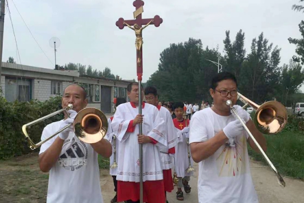 China suppresses Catholics under Covid-19 cover