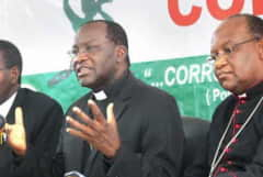 Kenyan religious leaders demand action on alleged theft of Covid-19 funds