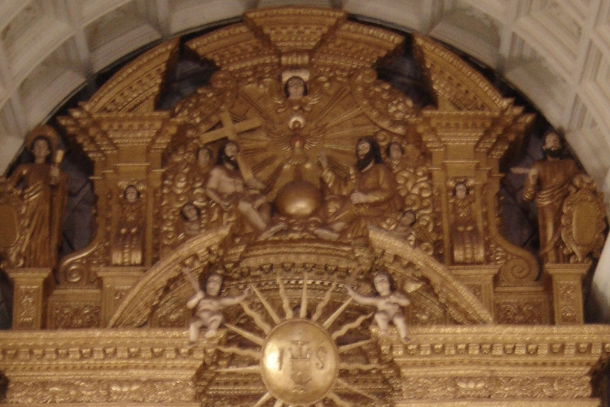 The Portuguese colony of Christian imagination in India