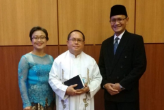 Indonesia appoints new Catholic affairs chief