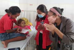 Compassion brings hope for Indonesian baby