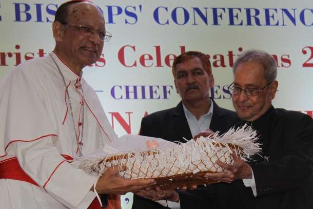 Church mourns former Indian president