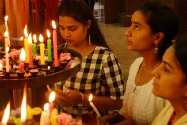 Indian Christians welcome new church in Telangana
