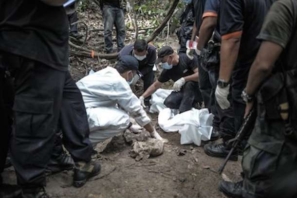 No justice for Rohingya buried in mass graves in Malaysian jungle