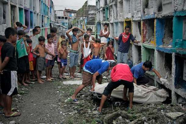 A culture of death is thriving in the Philippines