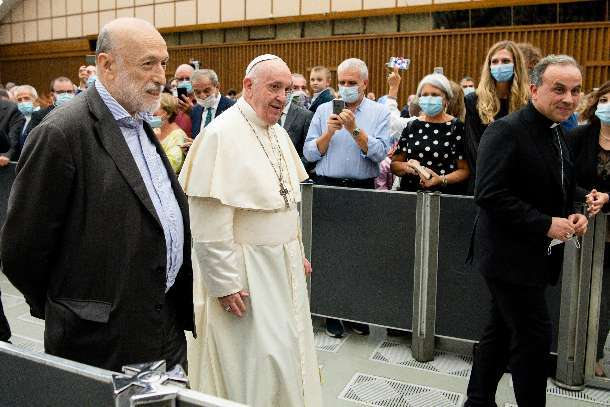 Pope: Compassion for earth is vaccine against epidemic of indifference