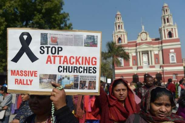 Suffering of persecuted Christians around globe 'is real'