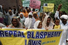 Pakistani Christian sentenced to death for blasphemy
