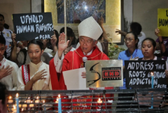 Philippine bishops honor medical staff on Heroes' Day