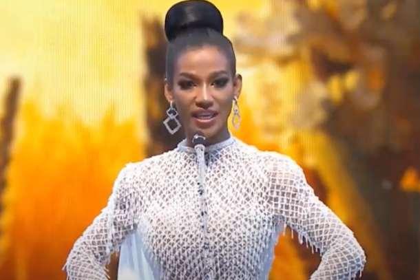 Thai beauty queen abused for political views, dark skin