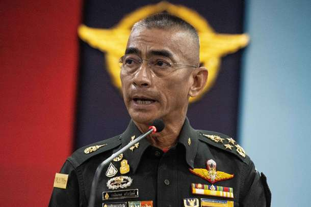New Thai army chief allays concerns over military meddling