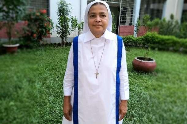 A Bangladeshi nun's life in service of sick and needy