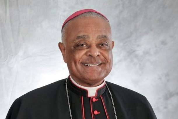 Outpouring of support for first US African-American cardinal-designate