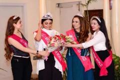 First Catholic Mrs. Pakistan World strikes blow for minorities
