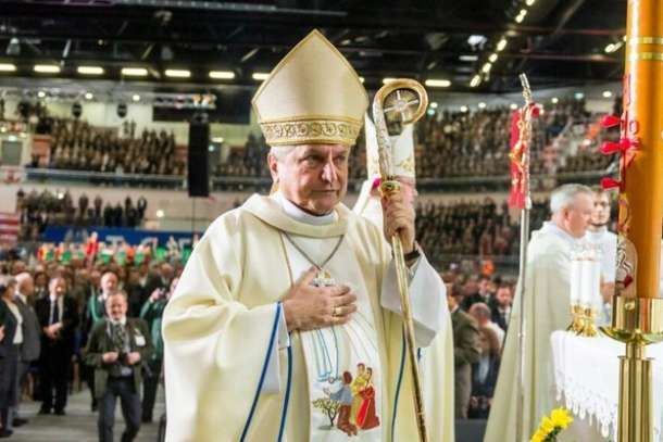 Pope accepts resignation of bishop accused of failing to act on abuse