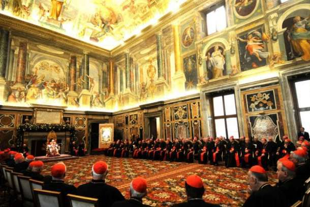 Pope, Council of Cardinals meet online to discuss Curia reform