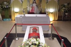 Quiet burial for Malaysian cardinal who engaged political Islam