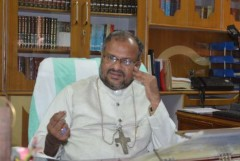 Rape-accused Indian bishop moves Supreme Court again