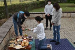 South Koreans go online to celebrate Chuseok