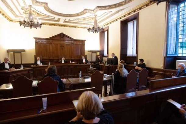 Vatican court continues trial on alleged abuse at minor seminary