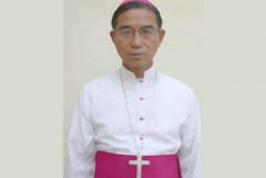 First Kachin bishop in Myanmar dies at 81
