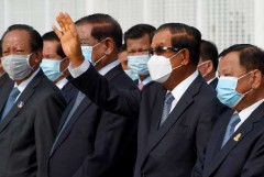 Hun Sen urges extending development timeline