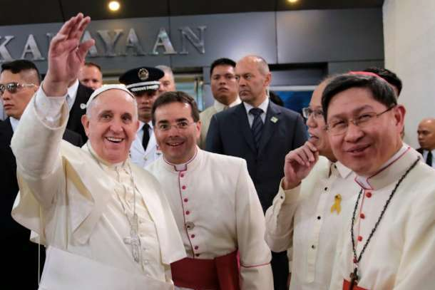Missionary call is for all baptized: Cardinal Tagle