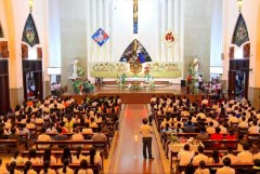 Vietnam youths inspired by beatified teenager