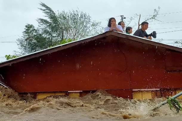 Church helps thousands hit by Super Typhoon Goni