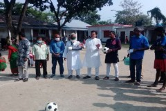 Football tourney in Bangladesh honors Italian missionary