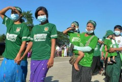 Ethnic parties suffer major losses in Myanmar election