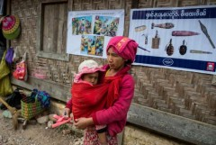 Landmine casualties spike in conflict-torn Myanmar