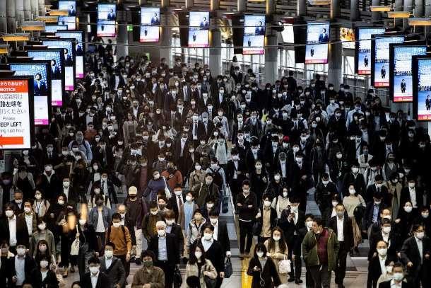 Japan on 'maximum alert' after Covid-19 surge