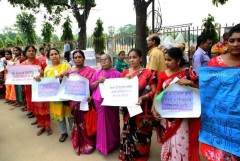 Violence against women breaks up families in Bangladesh